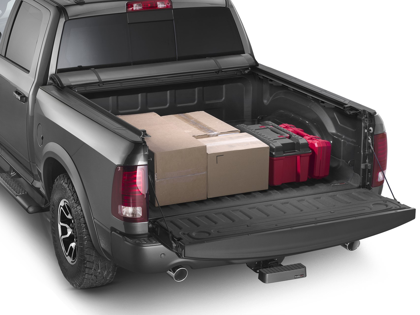 2018 RAM Ram 1500 | Roll up Truck Bed Covers for Pickup Trucks ...
