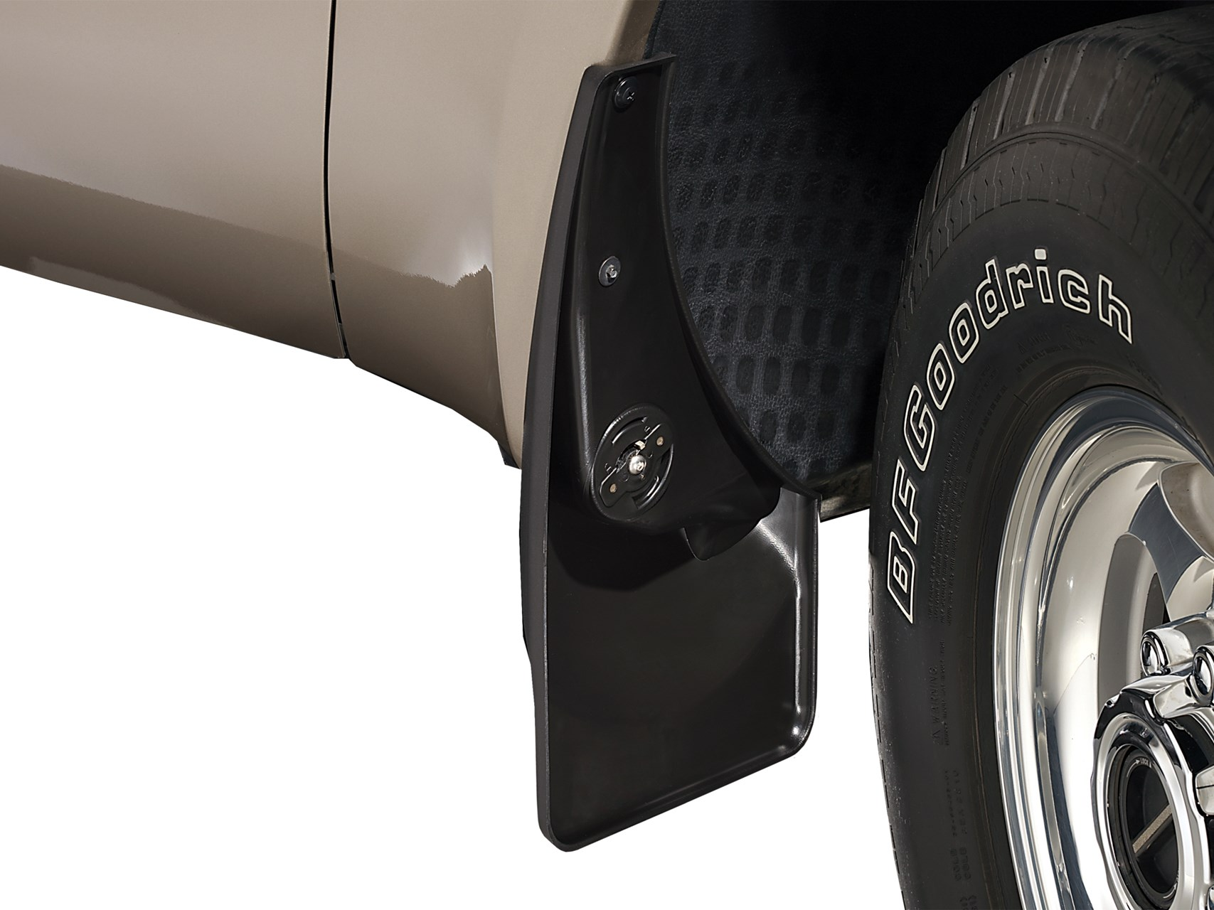 Mudflaps On A  Ford F By Weathertech