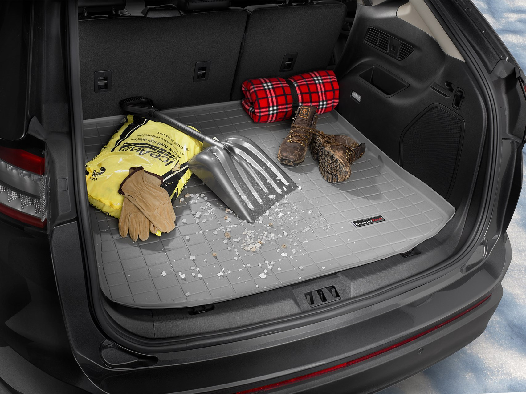 2011 Toyota Rav4 Cargo Mat And Trunk Liner For Cars Suvs And