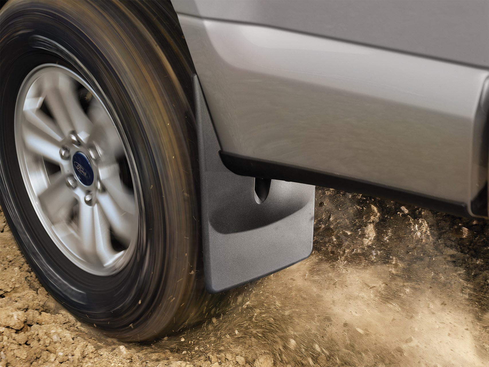 Mudflaps By Weathertech Dirt_f_rear_mudflap By Weathertech