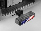 BumpStep with American Flag design. BY WEATHERTECH