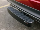 BumpStep XL on red SUV BY WEATHERTECH