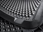 close up of an OutdoorMat edge BY WEATHERTECH