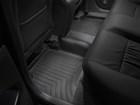 black second row FloorLiner  BY WEATHERTECH