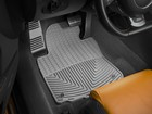 grey driver side All Weather Floor Mats in vehicle BY WEATHERTECH