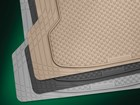 All 3 different colors of AVM Universal Cargo Mat. BY WEATHERTECH