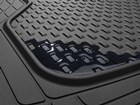Water pooling on AVM Universal Cargo Mat BY WEATHERTECH