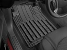 AVM HD in the driver's seat of a car.  BY WEATHERTECH