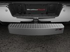 BumpStep XL on back of truck BY WEATHERTECH