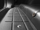 close up of Bumper Protector snaps on Cargo Liner BY WEATHERTECH