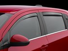 Side Window Deflector Rain shield BY WEATHERTECH