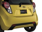 ClearFrame™ Shown On A Chevy Spark BY WEATHERTECH