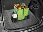 grocery bags inside CargoTech BY WEATHERTECH