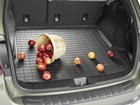 spilled apple basket on a Cargo Liner BY WEATHERTECH