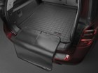 Bumper protector in SUV BY WEATHERTECH
