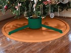 Christmas_Mat_XmasTree_terracotta BY WEATHERTECH