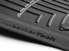Close up of logo. BY WEATHERTECH