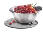 coaster underneath bowl of grapes BY WEATHERTECH
