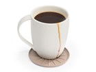 Coffee cup on coaster BY WEATHERTECH