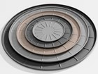 Coaster_Mat_All5_2_Stack BY WEATHERTECH