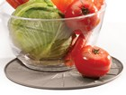 Vegetable bowl on coaster BY WEATHERTECH