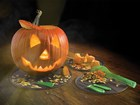 Coaster_Pumpkin_Halloween BY WEATHERTECH