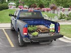 DODG_1500_CLASSIC_Landscaping_Techliner_Flowers_Mulch BY WEATHERTECH