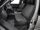 black bucket Seat Protector BY WEATHERTECH