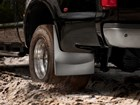 MudFlap catching mud BY WEATHERTECH