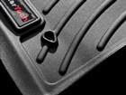close up of a FloorLiner ridges BY WEATHERTECH