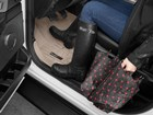 Floorliner_with_rain_boots_1 BY WEATHERTECH