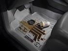 Coffee spilled all over gray FloorLiner.  BY WEATHERTECH