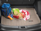Beach gear and sandy bucket spill on Cargo Liner BY WEATHERTECH