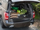 mulch and plants on a Cargo Liner BY WEATHERTECH