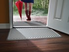 IndoorMat inside home with front door open BY WEATHERTECH