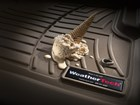 FloorLiner handles an ice cream spill BY WEATHERTECH