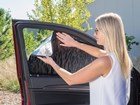 women installing SunShade BY WEATHERTECH