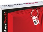 red gift bag with tag BY WEATHERTECH