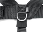 Close up of Pet Safety Harness metal clip. BY WEATHERTECH