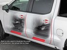 X-Ray Image showing all ScratchProtection areas. BY WEATHERTECH