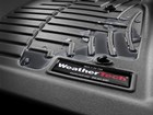 water spill on a FloorLiner  BY WEATHERTECH