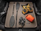 paddles and life jacket on a Cargo Liner BY WEATHERTECH