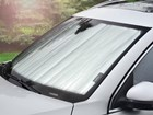 close up of SunShade BY WEATHERTECH