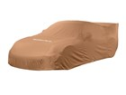 Tan Outdoor Car Cover.  BY WEATHERTECH