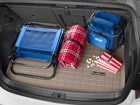 chairs and popcorn on a Cargo Liner BY WEATHERTECH