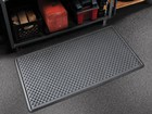 IndoorMat in front of work bench BY WEATHERTECH