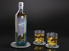 coasters_Johnny_Walker_whiskey BY WEATHERTECH