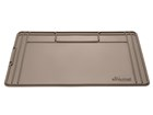 Tan SinkMat against white background.  BY WEATHERTECH