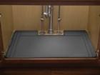 Sinkmat With Floor Drain Bk By Weathertech