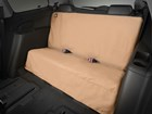 seat protector 3rd row tan BY WEATHERTECH